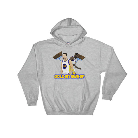 Golden Sweep - Hooded Sweatshirt