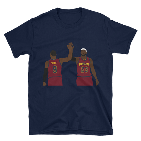 Cleveland Bros Short-Sleeve Unisex T-Shirt
