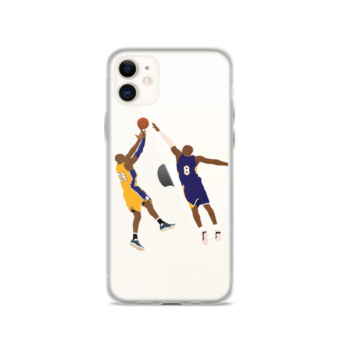 8 vs 24 iPhone Case