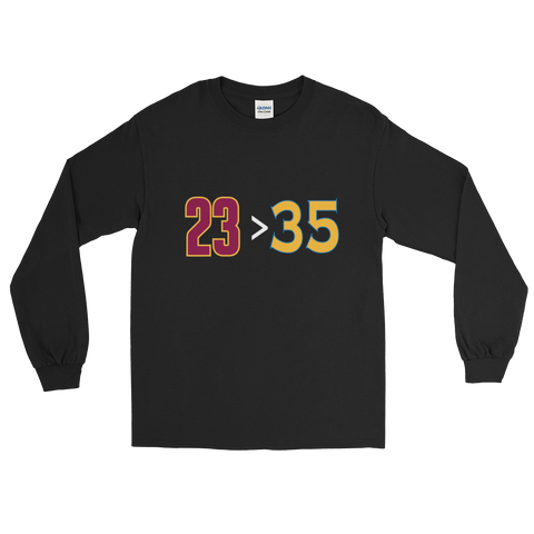 23>35 Long Sleeve T-Shirt