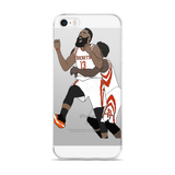 The Bearded Man iPhone 5/5s/Se, 6/6s, 6/6s Plus Case
