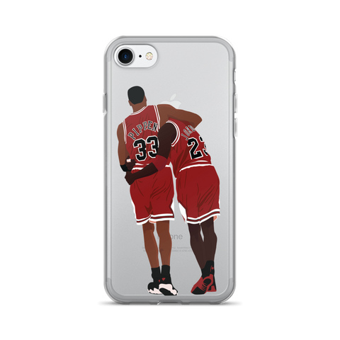 Flu Game iPhone 7/7 Plus Case