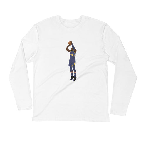 Jae Jumper Long Sleeve Fitted