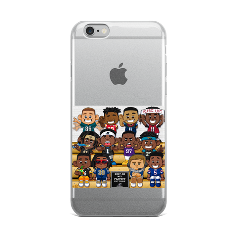 NFL Playoffs iPhone Case