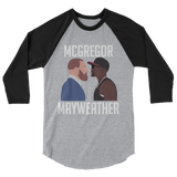 Fight of the Year 3/4 sleeve raglan shirt