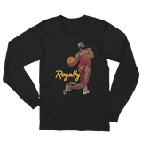 Royalty Unisex Long Sleeve T-Shirt