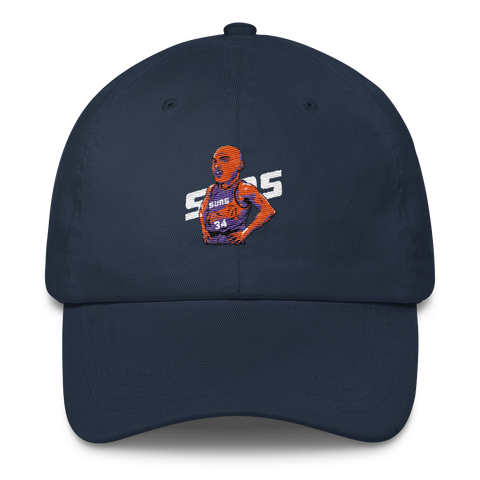 CharlesB Cartoon Dad Cap