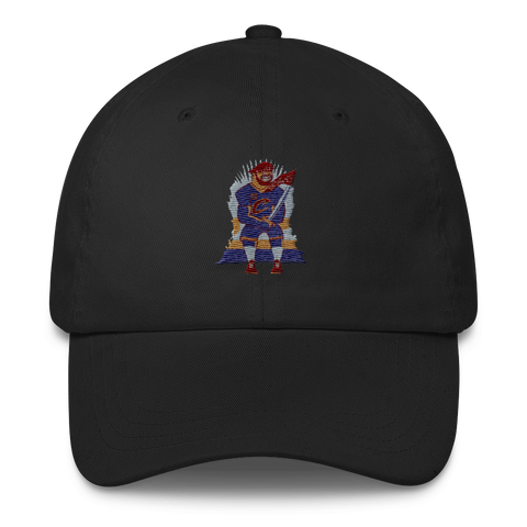 Champ LBJ Dad Cap