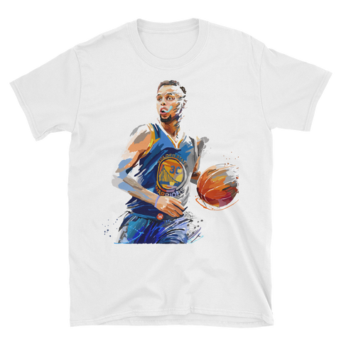 Curry Paint Unisex T-Shirt