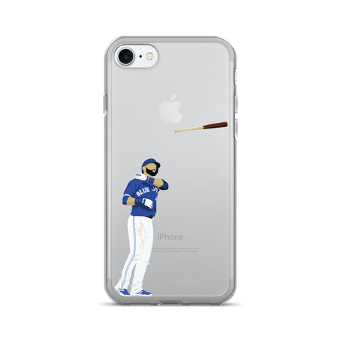 Bat Flip iPhone 7/7 Plus Case