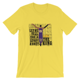 Story about King James - T-Shirt