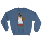 Bearded Christmas Sweatshirt