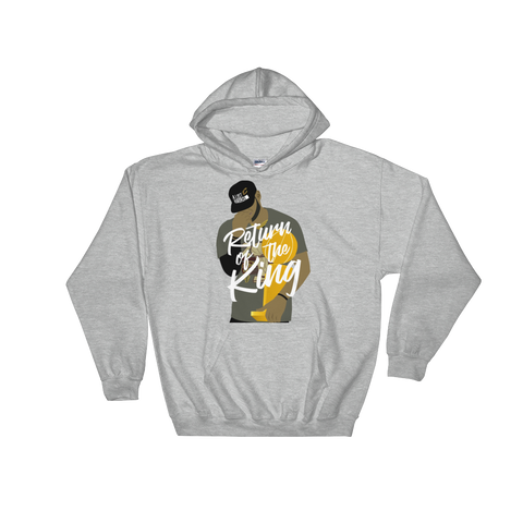 Return of the King Hooded Sweatshirt