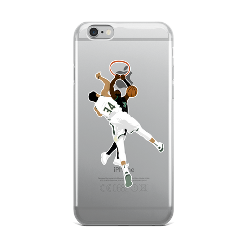 Jaylen Freak Dunk iPhone Case