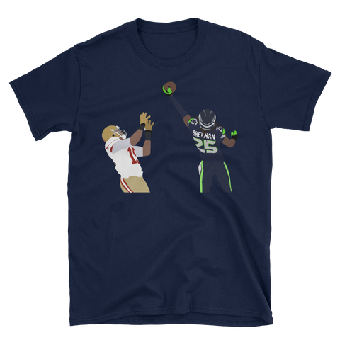 Sherman Tip T-Shirt