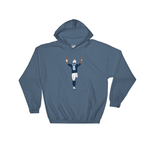MM8 Hooded Sweatshirt