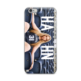 Hahn Crowd iPhone Case