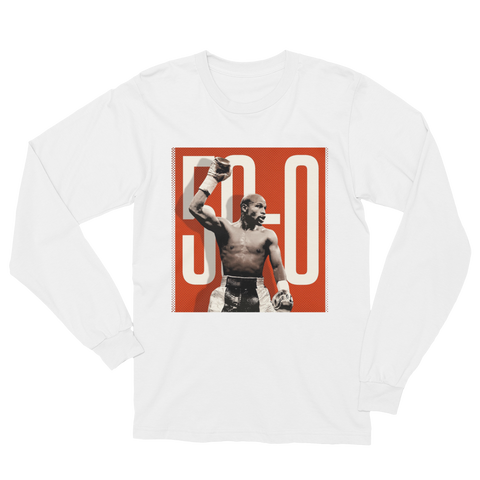 50-0 Long Sleeve T-Shirt