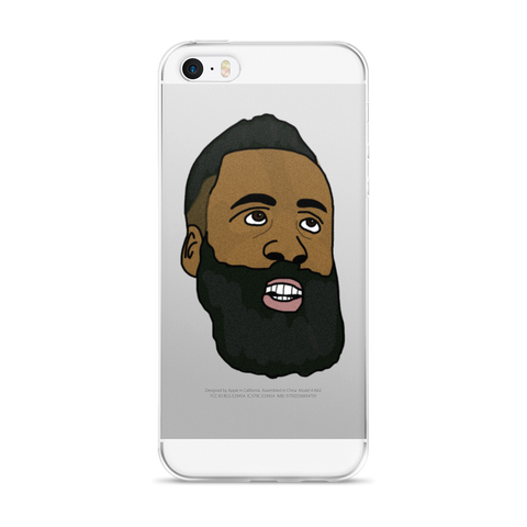 The Beard iPhone 5/5s/Se, 6/6s, 6/6s Plus Case
