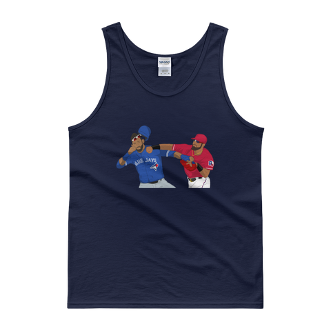 The Fight Tank top