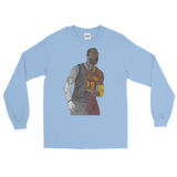 Bron Sketch Long Sleeve T-Shirt