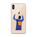 Messi 600 iPhone Case