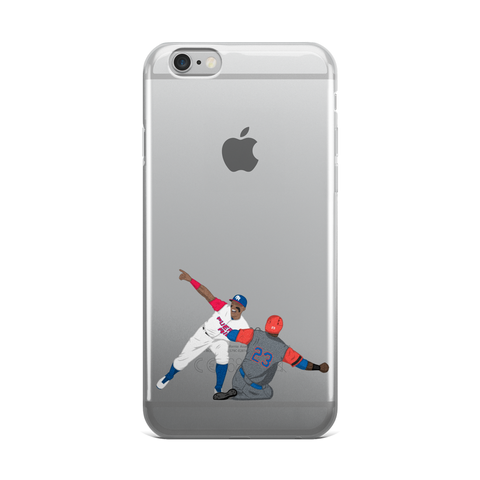 The Tag iPhone 5/5s/Se, 6/6s, 6/6s Plus Case