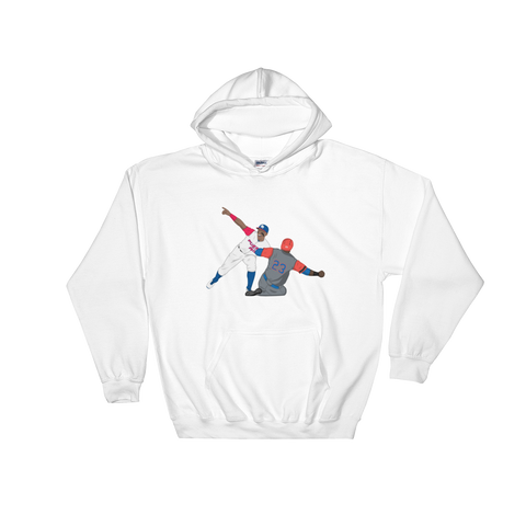 The Tag Hooded Sweatshirt