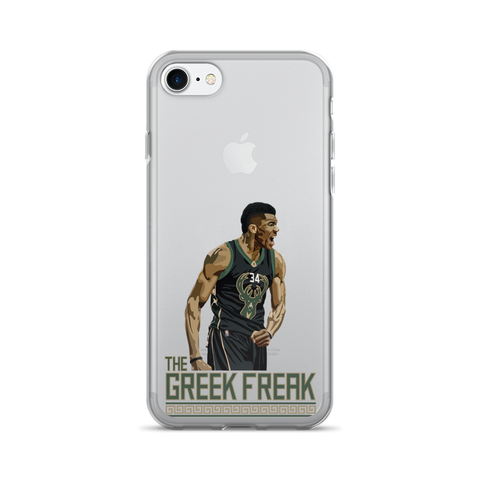 Greek Freak iPhone 7/7 Plus Case