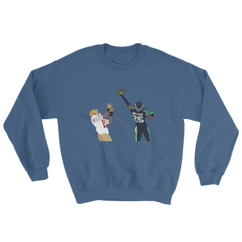 Sherman Tip Sweatshirt