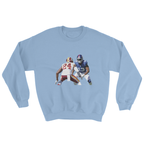 OBJ vs. JN Sweatshirt