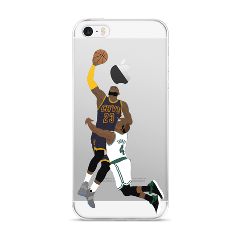 Little Boy! iPhone 5/5s/Se, 6/6s, 6/6s Plus Case