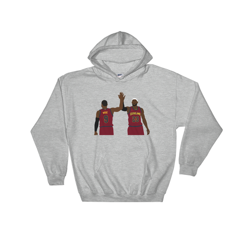 Cleveland Bros Hooded Sweatshirt