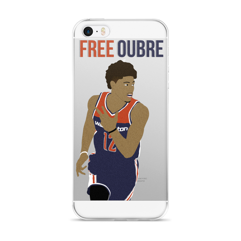 Free Oubre iPhone 5/5s/Se, 6/6s, 6/6s Plus Case