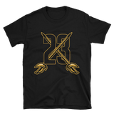 23 Swords Unisex T-Shirt