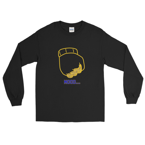 Draymond Mood - Long Sleeve T-Shirt
