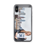Hahn in the City iPhone Case
