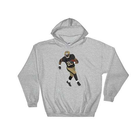 AP in NOLA Hooded Sweatshirt