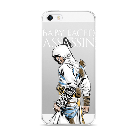 Baby Faced Assassin iPhone 5/5s/Se, 6/6s, 6/6s Plus Case