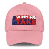 The Winning Take Classic Dad Cap
