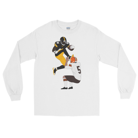 The Kick Long Sleeve T-Shirt