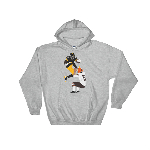 The Kick Hooded Sweatshirt
