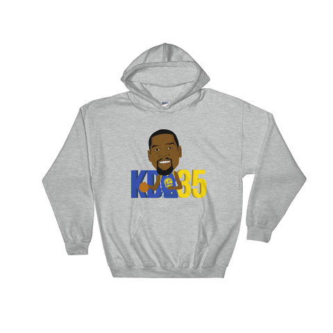 KD35 Hooded Sweatshirt