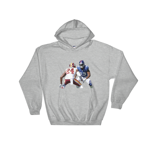 OBJ vs. JN Hooded Sweatshirt