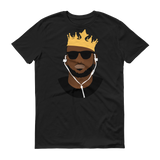 The King's Crown Short sleeve t-shirt