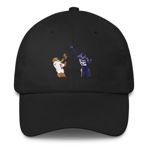 Sherman Tip Dad Cap