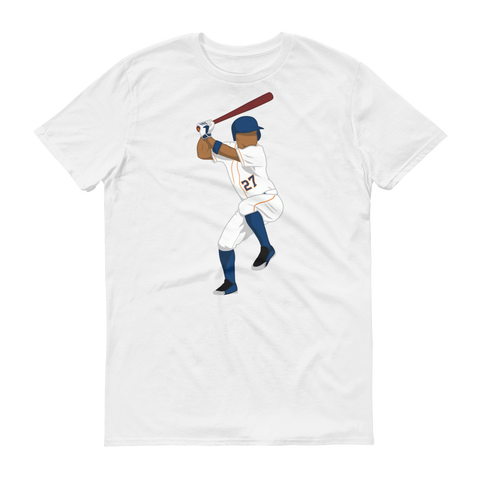 Stro's Stop Short sleeve t-shirt