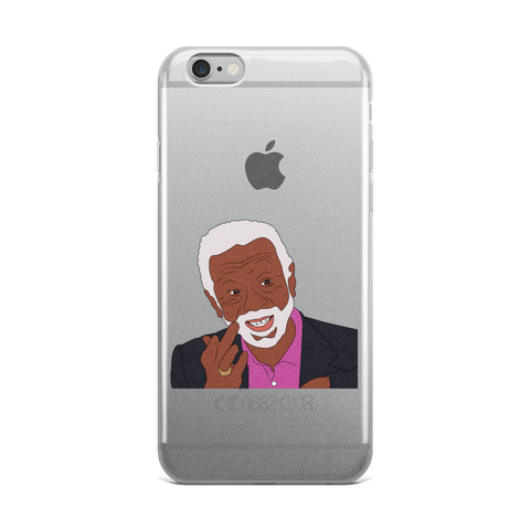 Bill Russell - iPhone Case