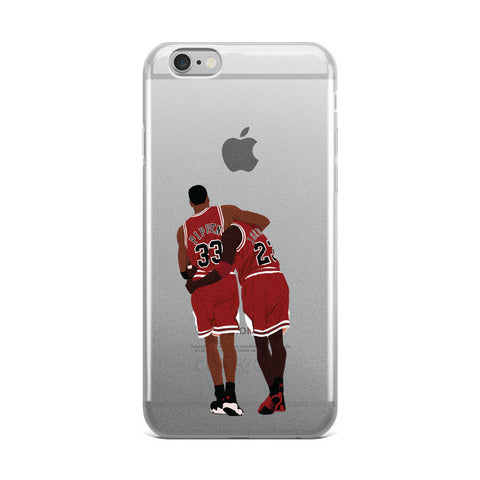 Flu Game iPhone Case