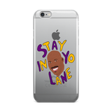 Big Baller iPhone 5/5s/Se, 6/6s, 6/6s Plus Case